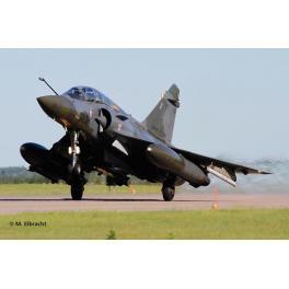 Maquette avion 72e-Mirage 2000D Revell.