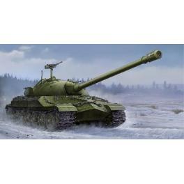 Maquette char Soviétique 24e, JS-7 Trumpeter.