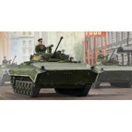 Maquette 1/35e. Véhicule Soviétique BMP-2 Trumpeter.