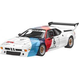 Maquette voiture24e-BMW M 1 PRO CAR Revell.