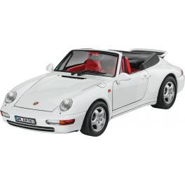 Maquette Porsche Carrera Cabrioler 24e Revell.