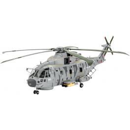 Maquette hélicoptère 72e-Westland Merlin Revell.