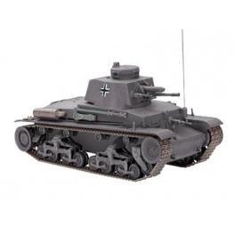 Maquette de Panzer PZ.Kpfw 1940 au 1/35e Revell.