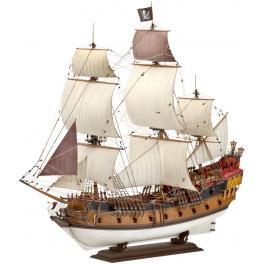 Maquette au 1/72ème,Bateau Pirate de Revell.