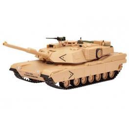 Maquette 1/35e Char Abrams M1A1 Revell.