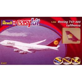 Maquette au 1/288e Boeing 747-400 Lufthansa.
