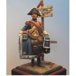 Beneito miniatures,54mm.Gendarme ,1810.