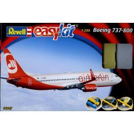 Maquette de Boeing 737-800 au 1/288èm Revell.