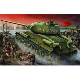 Maquette de char T-34/85 usine No 174 au 1/16ème.