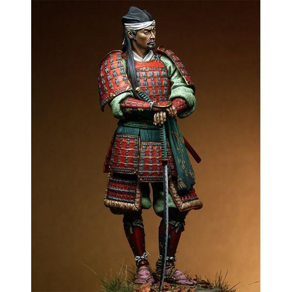 Historische figuren Ronin 90mm Pegaso Models.