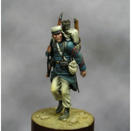 Historical figure kits.Beneito miniatures,54mm.French Foreign Legion, 1903.