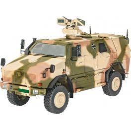 Maquette Dingo 2 GE A3, véhicule militaire Revell au 1/35ème.