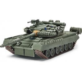 Maquette du T 80 BV RUSSE.Revell au 1/72ème.