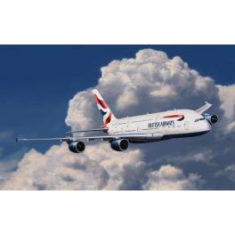 Maquette AIRBUS A380 - BRITISH AIRWAYS - EASY KIT SERIE