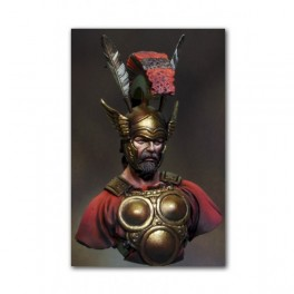 Ares mythologic,Bust Sanmite Second wars.