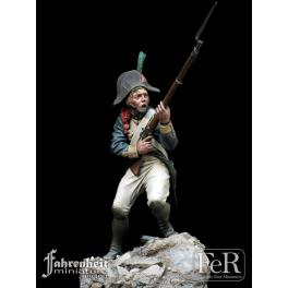 Figurine 75mm résine 1808-1814 FeR miniatures.
