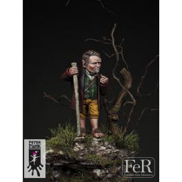 "Figurine 54mm ""Esprit d'aventure"" par FeR miniatures RESINE."