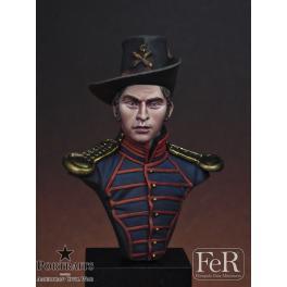Buste de musicien Nordiste 1/16ème FeR miniatures.