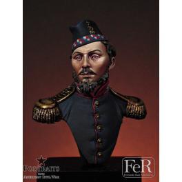 Buste 1/16ème 79th New York State Militia, FeR miniatures.
