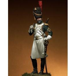 Pegaso Models.Sapper of the Dragoons of the Guard 75mm .