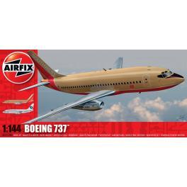 Maquette du Baeing 737-100 au 144ème Airfix.