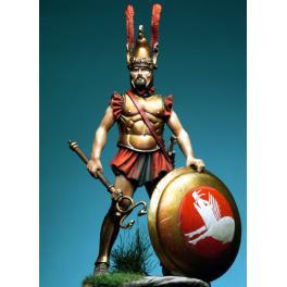 Figurine de Chef Apulien au IVème siècle 54mm Romeo Models.