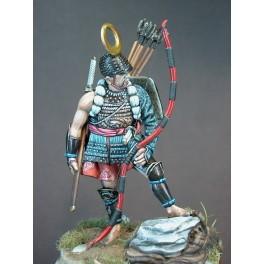 Masterclass,54mm,Samurai fifteenth century figure kits.
