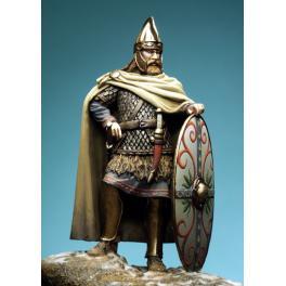 Figurine de guerrier Dace IIème siècle aprés JC, 54mm Romeo Models.