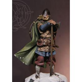 Figurine de Viking 75mm Romeo Models.