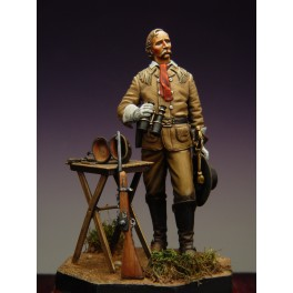 Masterclass 54mm George Custer Black Hill 1874