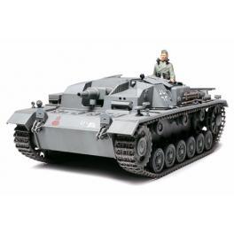 Sturmgeschütz III Ausf.B- Maquette Tamiya au 1/35e.