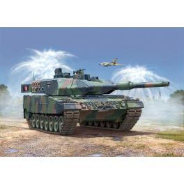 Maquette de char Leopard 2A5/A5NL au 1/35ème Revell.