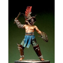 54mm Pegaso Gladiateur Romain