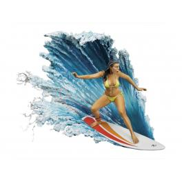 Point Break, figurine 54mm Andrea Miniatures.