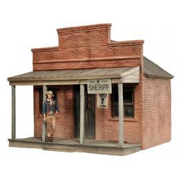 Bureau du shérif par Black Hawk 54mm.