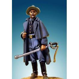 Figurine Soldiers 54mm.Capitaine Brittles,1876.