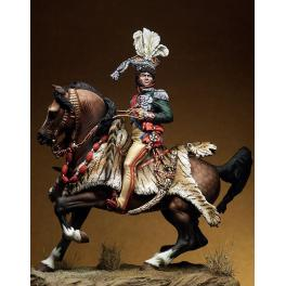 Joachim Murat 54mm Pegaso models.