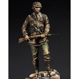 Figurine de Panzergrenadier 90mm Pegaso Models.