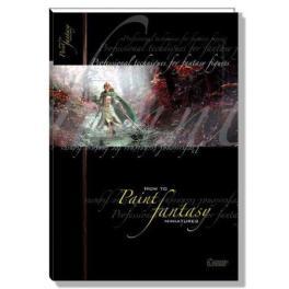"""Manuel de peinture """"Fantaisie"""" Andrea Miniatures. 64 pages."""