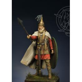 Chef Celte du 5ème siècle avant JC, figurine Romeo Models 75mm