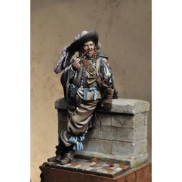 Figurine de Porthos 75mm Alexandro Models