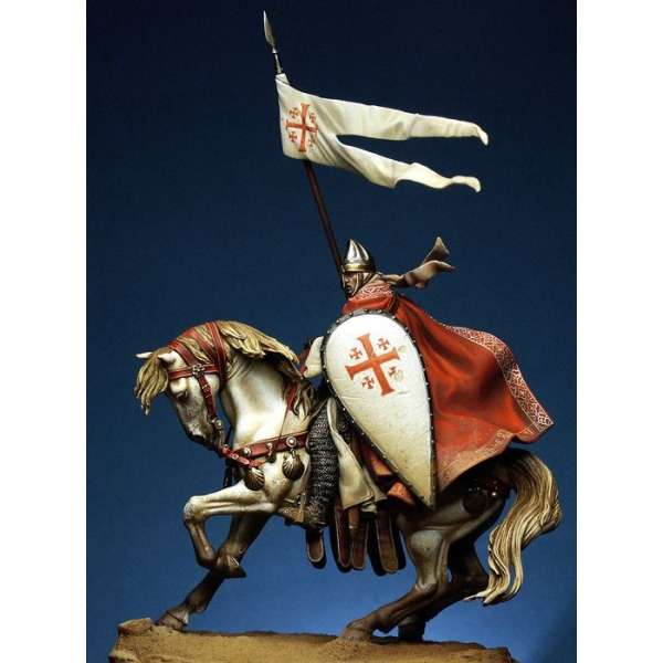 54 mm figure kits,Knight of the Holy Sepulchre Order.