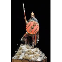 Guerrier Franc V-VIème siècle figurine  75mm Alexandros models