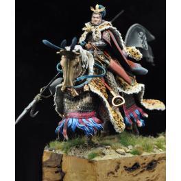 """Gwanggaeto the Great, king of Korea"".figure 75mm Alexandros Models"