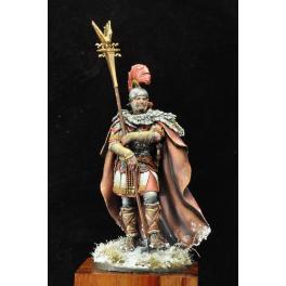 Aquilifer de la XIème Légion, figurine 54mm Alexandros Models
