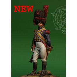Grenadier de la Garde Royale de Naples figurine Romeo Models