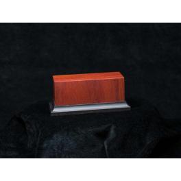 105x45x50mm Socle en bois pour figurines