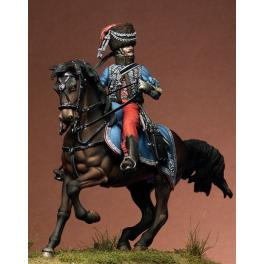 Captaine Theron AdC de Lasalle 54mm Pegaso Models