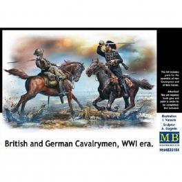Figurine Masterbox 1ère guerre mondiale 1/35ème.