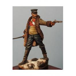 Historical figure.Beneito miniatures,54mm.Captain Souter, Gandamak, 1842.